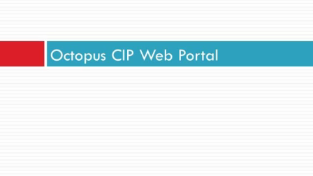 02_Octopis Portal