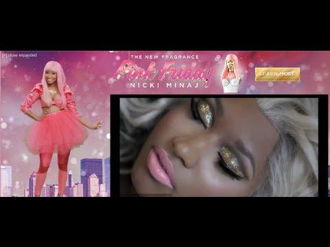 Official Nicki Minaj Perfume Commercial Tutorial