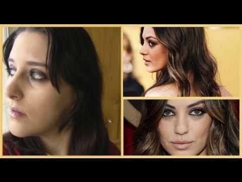 Mila Kunis SGA Awards 2011 Inspired look - The Video Tutorial!