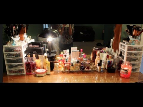 You Win ;) ~ Janu's Makeup Collection + Affordable Storage Ideas (March 2013)