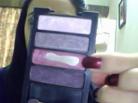 Winter Makeup: Winged EyeLiner + Smoked Pink Eyeshadow !!