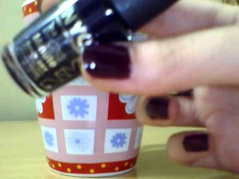 Quick How To: Restore Your Old Nailpolish Like New Again