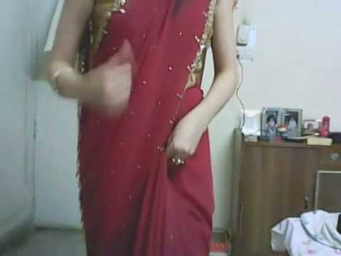 Indian Wedding Outfit & Styling - Sari