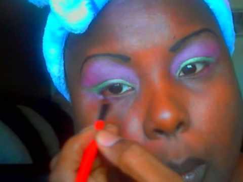 Winnie The Pooh Inspired Eyeshdaow Colors