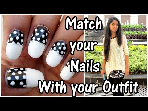 Match Your Nails With Your Outfit | Banggood.com