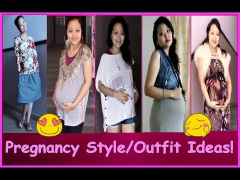 Pregnancy Outfit Ideas + a Special Appreance!