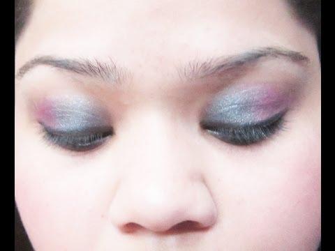 Get Ready With Me Smokey Makeup Tutorial