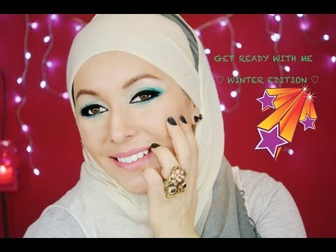 Get ready with me ♡ Winter edition ♡