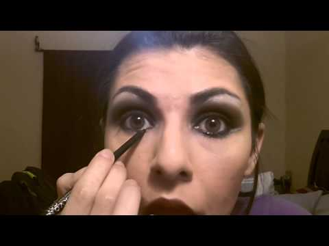 Leather Inspired Makeup Tutorial