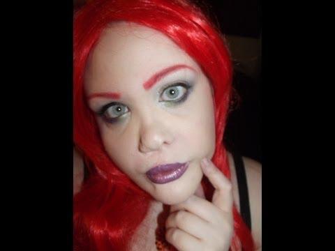 Disney's Ariel Makeup Tutorial