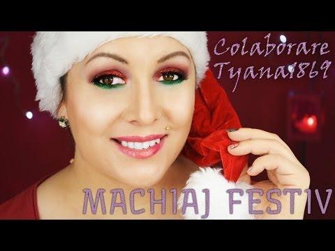 ♡ Machiaj festiv♡ - Colaborare cu Tyana1869♡