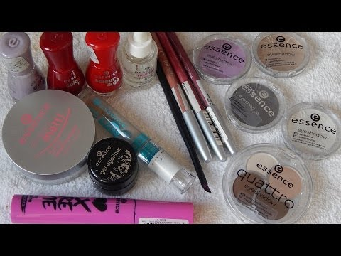 10 essence Products I Recommend