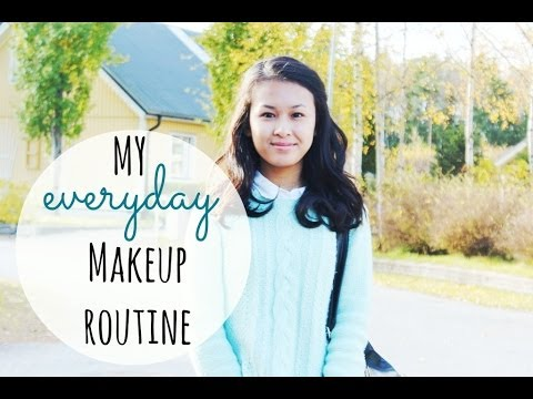 My Everyday Makeup Routine For School ☼
