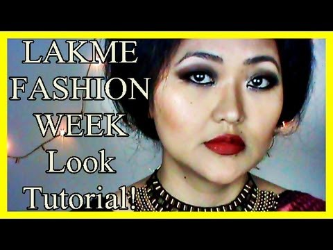 LAKME FASHION WEEK - Sabyasachi Mukherjee Show Inspired Look!
