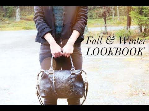 Fall & Winter Lookbook 2013 | Comfortable Outfits for Cold Weather
