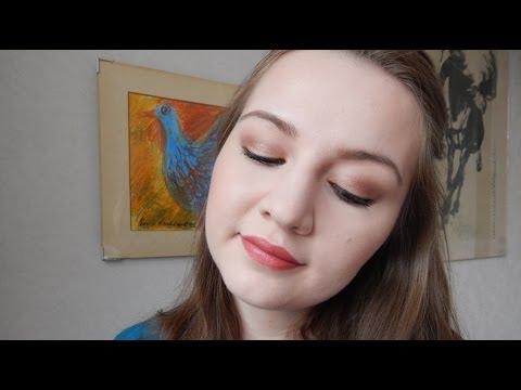Fresh Easy Makeup Tutorial Using Sleek Storm Palette