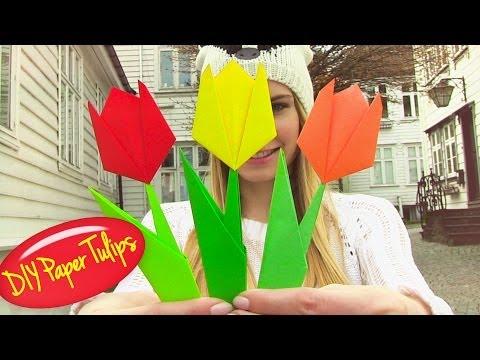 Origami Flower - Easy!