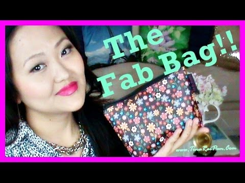 Fab Bag Review & An Announcement!