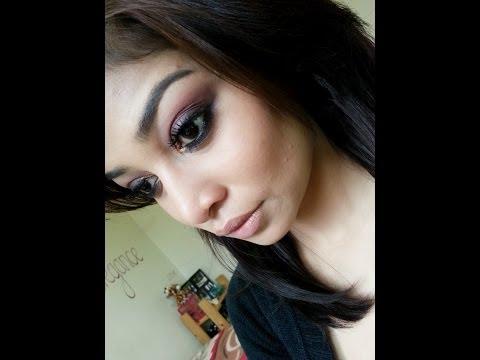 kim kardashian Vogue 2014 makeup look
