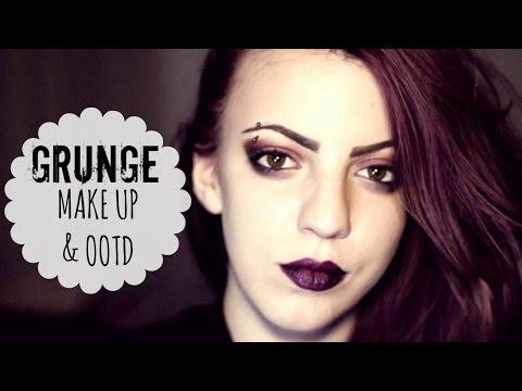 Grunge + OOTD // Alternative Styles Collab