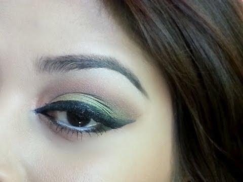 Arabian eye makeup tutorial