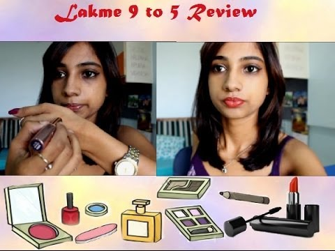 Full Review: Lakme 9 to 5!! My shot on its staying power.. II Shimmer Saturday II