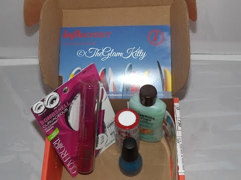 Open Box Haul Featuring The Surf's Up VoxBox From Influenster