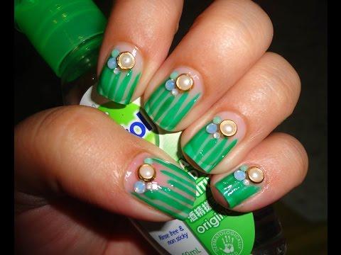 Easy Nails for Office Ft. BornPrettyStore.com