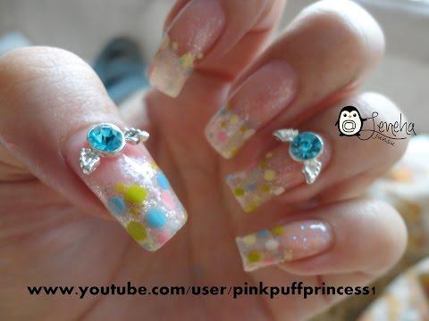 Cute Polka Dots Collaboration with Hotpinkzebrapolish