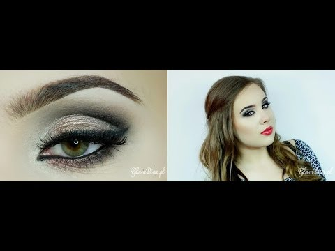 On and on smoky - evening makeup tutorial