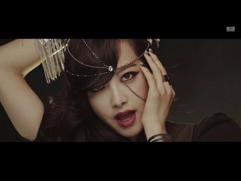 Kpop Nails: f(x) Red Light 에프엑스 - 레드 라이트 Victoria