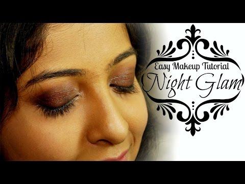 Night Glam | EASY Makeup Tutorial