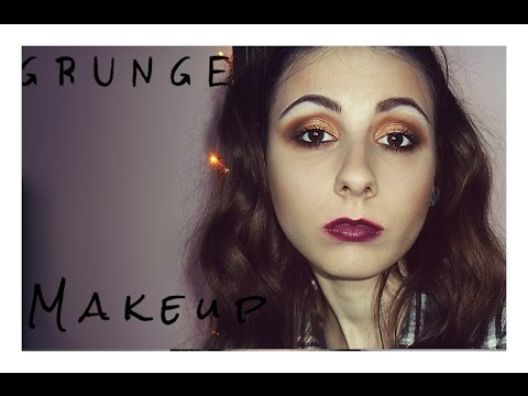 Grunge Makeup Tutorial