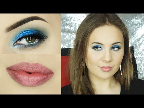♠ CHRISTINA AGUILERA'S FROM THE VOICE ♠ makeup tutorial | evening makeup inspired |GlamDiva