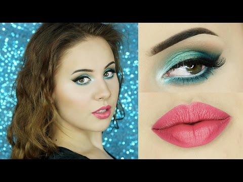 ≈ MERMAID DREAM ≈ Makeup Tutorial | Evening Makeup | Makijaż wieczorowy | GlamDiva