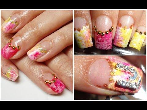 KPOP Nails: 2NE1 Park Bom Nail Art (박봄)