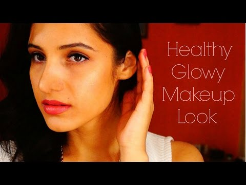 Natural Glowy Makeup Look | Beautifull & Blessed