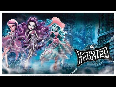 Monster High Draculaura Haunted Makeup Tutorial