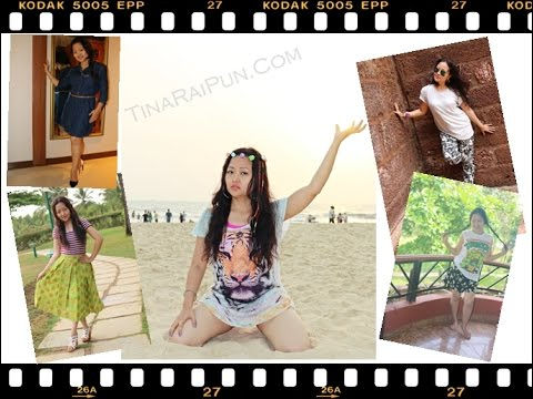 Summer Style LookBook! Goa Holiday Outfits I Tina Rai Pun