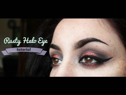Rusty Halo Eye Tutorial