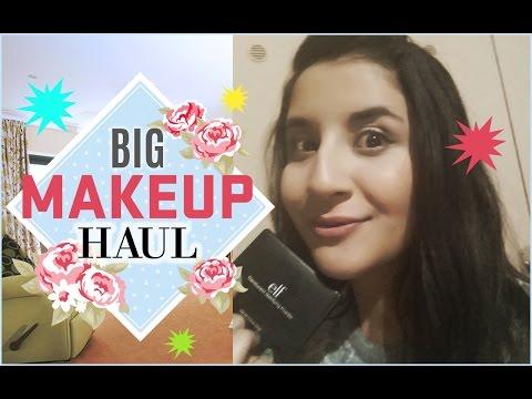Makeup Haul! E.L.F., Too Faced, NYX, EcoTools, Max Factor & More!