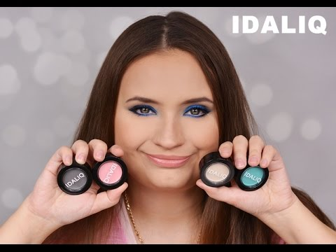 NEW! Half-matte eyeshadows from IdaliQ