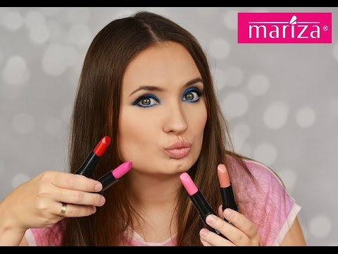 Review: Mariza Selective, Lipsticks