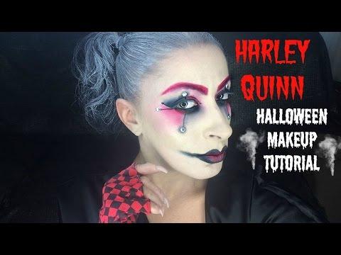 Harley Quinn | Halloween Makeup Tutorial