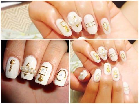 KPOP Nails: After School (애프터스쿨) Lizzy 리지
