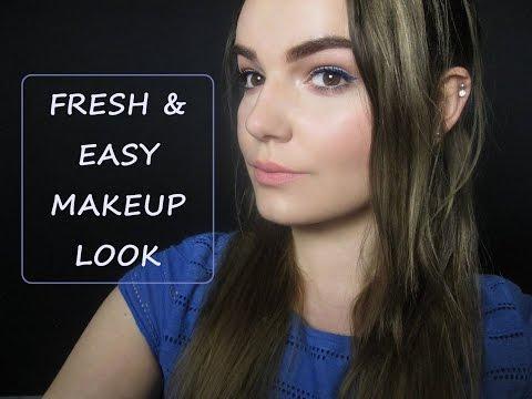 Fresh&Easy Makeup Tutorial | Barbara Clifford
