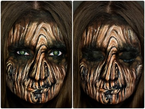 Polish NYX Face Awards: Old Wooden Girl