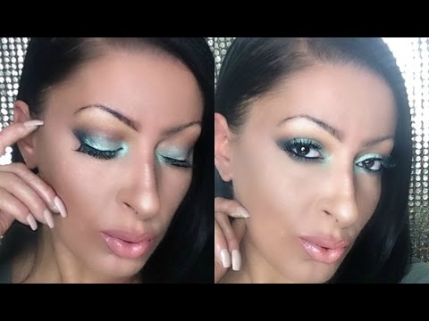 All About Green   Makeup Tutorial