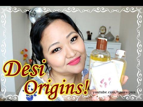 Desi Origins Review! Beauty Lifestyle Vlogger I Tina Rai Pun