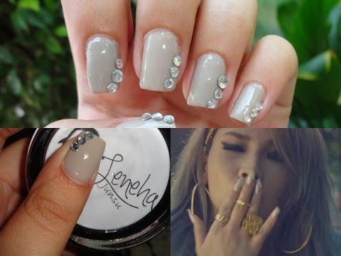 KPOP Nail Art: 2NE1 CL Lifted